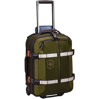 Victorinox CH-97 2.0 Carry On Luggage Bag, Pine, 15in. H x 20 1/2in. W x 7 1/2in. D