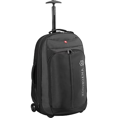 Victorinox Seefeld 25in. Expandable Suitcase, Black