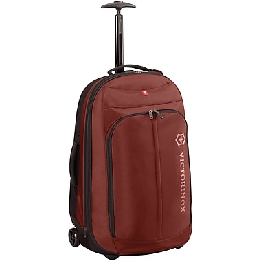Victorinox Seefeld 25in. Expandable Suitcase, Maroon