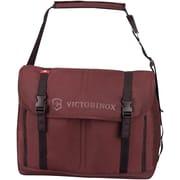 """Victorinox Seefeld™ Weekender Travel Bag, Maroon, 19"""" H x 11 1/2"""" W x 8 1/2"""" D"""