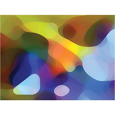 Trademark Global Amy Vangsgard in.Dappled Light and Shadein. Canvas Art, 35in. x 47in.