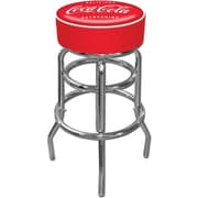 "Coca-Cola Vintage Pub Stool, 30"" H x 15"" W x 15"" D"