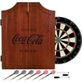 Coca-Cola Cabinet Set, Solid Wood