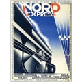 Trademark Global in.Nord Expressin. Giclee on Canvas Art, 24in. x 32in.
