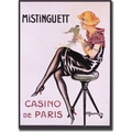 Trademark Global Charles Gesmar in.Mistinguett Casino de Parisin. Canvas Art, 18in. x 24in.