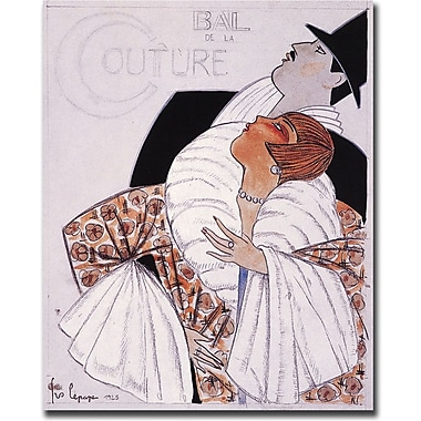 Trademark Global in.Bal de la Couturein. Canvas Art, 18in. x 24in.
