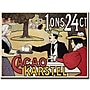 Trademark Global Cacao Karstel Canvas Art, 18 x