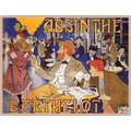 Trademark Global Thiriet in.Absinthe Berthelotin. Canvas Art, 35in. x 47in.