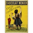 Trademark Global Firmin Boisset in.Chocolate Menierin. Canvas Art, 24in. x 32in.