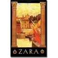 Trademark Global in.Zarain. Gallery Wrapped Canvas Art, 35in. x 47in.