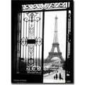 Trademark Global in.Views of Parisin. Canvas Art, 24in. x 32in.