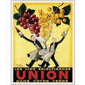 Trademark Global in.Unionin. Canvas Art, 24in. x 32in.
