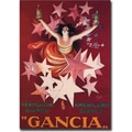 Trademark Global in.Ganciain. Canvas Art, 18in. x 24in.