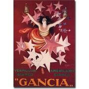 "Trademark Global ""Gancia"" Canvas Art, 18"" x 24"""