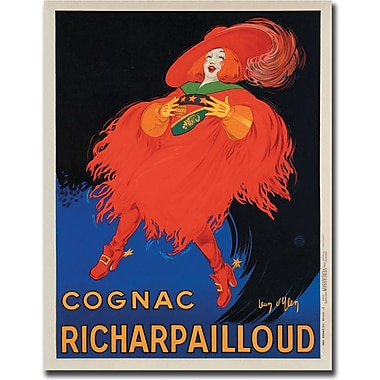 Trademark Global in.Cognac Richard Pailloudin. Canvas Art, 18in. x 24in.