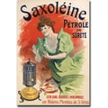 Trademark Global in.Saxoleine Petrole de Suretein. Canvas Art, 24in. x 32in.