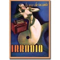 Trademark Global in.Irradioin. Canvas Art, 18in. x 24in.
