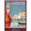 Trademark Global Georges Dorival in.Venisein. Canvas Art, 34in. x 47in.