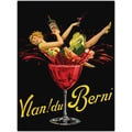 Trademark Global in.Vlan Du Berniein. Canvas Art, 35in. x 47in.