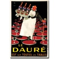 Trademark Global in.Le Daurein. Canvas Art, 35in. x 47in.