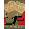 Trademark Global in.Grand Parisyin. Canvas Art, 18in. x 24in.