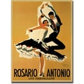 Trademark Global in.Rossario and Antonioin. Canvas Art, 18in. x 24in.