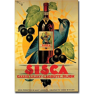 Trademark Global in.Siscain. Canvas Art, 24in. x 32in.
