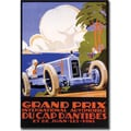 Trademark Global in.Grand Prix Ducap Dantibesin. Canvas Art, 24in. x 32in.