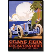 "Trademark Global ""Grand Prix Ducap Dantibes"" Canvas Art, 24"" x 32"""
