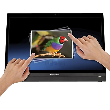 Viewsonic VSD220BKAUS0 22in. Touch Screen LED Monitor