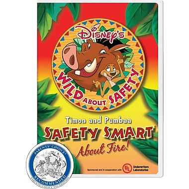 Disney's Wild About Safety® with Timon and Pumbaa: Safety Smart® About Fire! Classroom Edition
