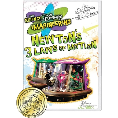 The Science of Disney Imagineering: Newton's 3 Laws of Motion Classroom Edition