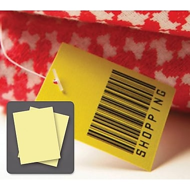 REVLAR™ 505 Series Laser Paper, Yellow, 12in.(W) x 18in.(L) x 5 mil(T), 50 Sheets