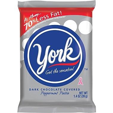 York Peppermint Patties, 1.5 oz. Bars, 36 Bars/Box