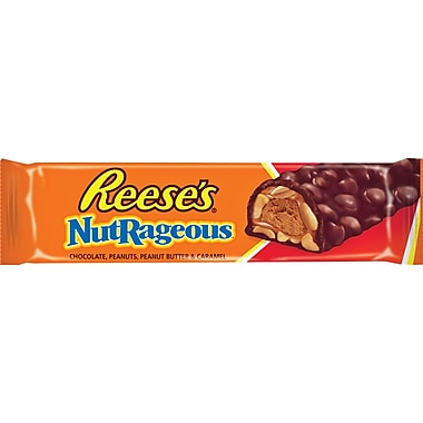 Reese's® Nutrageous Candy Bars, 1.8 oz., 24 Bars/Box