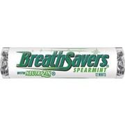 Breath Savers Mints, Spearmint, 24 Rolls/Box