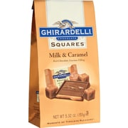 Ghirardelli Chocolate Squares Bags, 12 Bags/Box