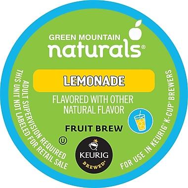 Keurig K-Cup Green Mountain Naturals Lemonade, 24/Pack