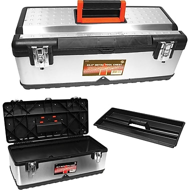 Trademark Tools™ Tough Tool Chest, 11in. L x 23in. W x 9in. H