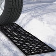 Trademark Tools™ Car Tire Snow Grabber Mat, 5/7in. H x 5 5/7in. W x 21 6/7in. D, 4/Pack