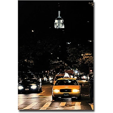 Trademark Global Ariane Moshayedi in.Empire State of Mindin. Canvas Art, 30in. x 47in.