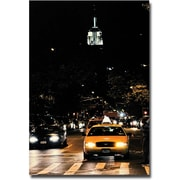 "Trademark Global Ariane Moshayedi ""Empire State of Mind"" Canvas Art, 22"" x 32"""