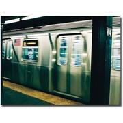 """Trademark Global Ariane Moshayedi """"Underground"""" Canvas Art, 22"""" x 32"""""""