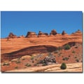 Trademark Global Ariane Moshayedi in.Arches National Parkin. Canvas Art, 35in. x 47in.