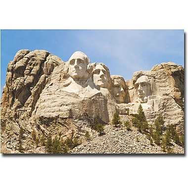 Trademark Global Ariane Moshayedi in.Mount Rushmorein. Canvas Art, 22in. x 32in.