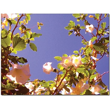 Trademark Global Amy Vangsgard in.Flowering Tree IIin. Canvas Art, 35in. x 47in.