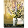 Trademark Global David Lloyd Glover in.Bouquet Imrpessionsin. Canvas Art, 18in. x 24in.