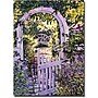 Trademark Global David Lloyd Glover Country Garden Gate