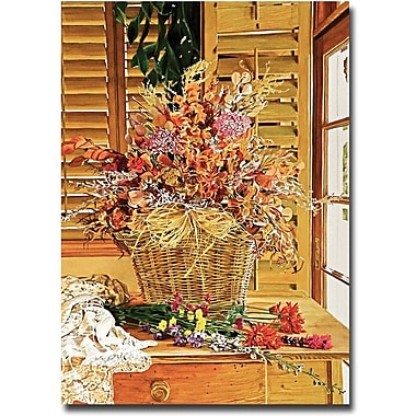 Trademark Global David Lloyd Glover in.American Countryin. Canvas Art, 35in. x 47in.