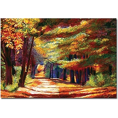 Trademark Global David Lloyd Glover in.September Songin. Canvas Art, 22in. x 32in.